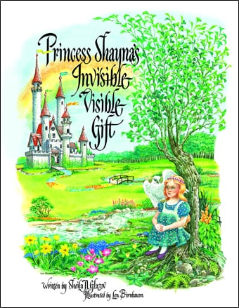 Princess Shayna's Invisible Visible Gift
