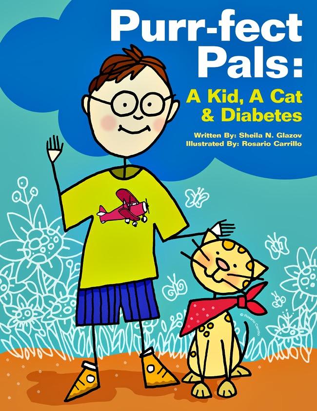 purr-fect pals edited cover. p.m