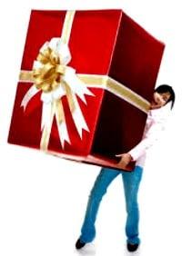 a big gift